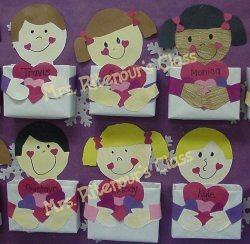 Ritenour Valentine Crafts
